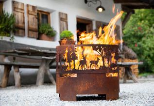 Feuerstelle _Nel Bosco_