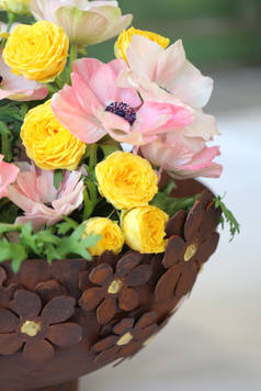 Blütentraum Schale