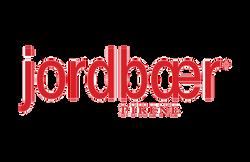 logo Jordbærpikene