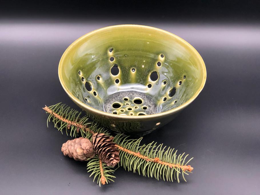 Conifer Berry Bowl