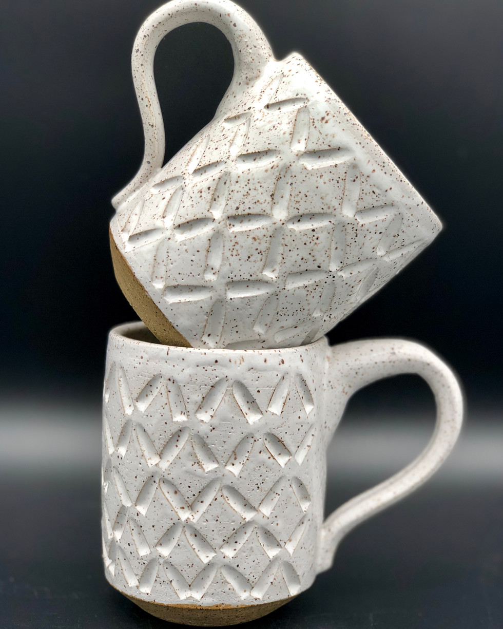 X Marks the Spot Mugs