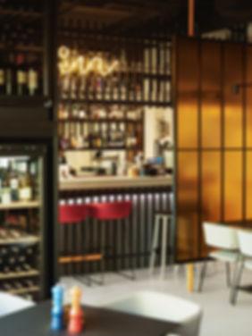 Arek Burcon / POP in Dinner & Bar Gdynia / 2020