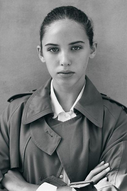 Dominika Śnieg - Portrait