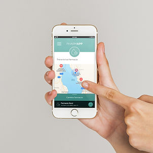 mobile app pharma