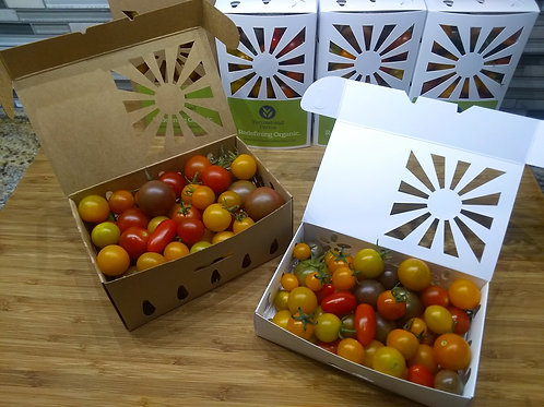 Organic Tomatoes - Cherry (large box)