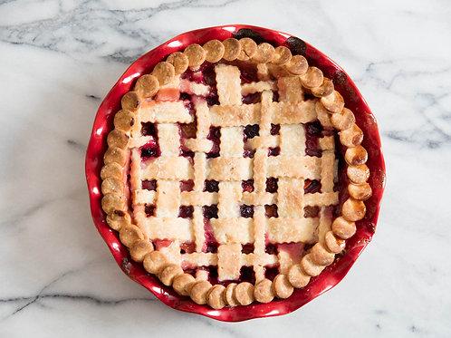 The Bread Box Cherry Pie (with Traditional Lattice)