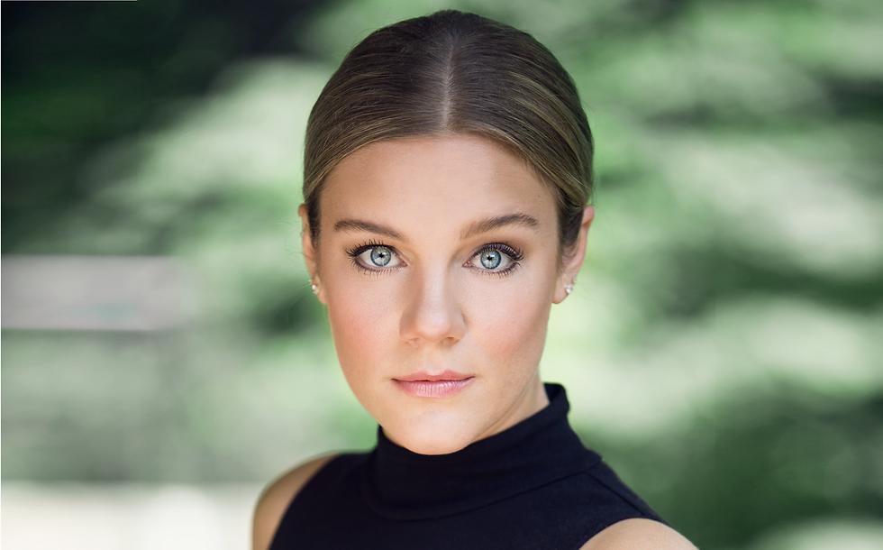 Cadie J. Bryan, soprano — Daniel Welch, photographer