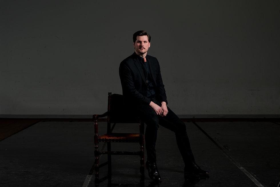 Jonathan Bryan, Photo by Caitlin Oldham