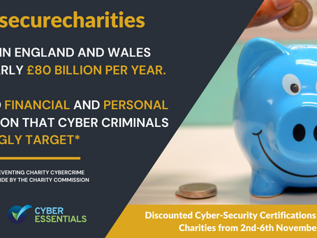 IASME Governance & Cyber Essentials 2020 Charity Campaign
