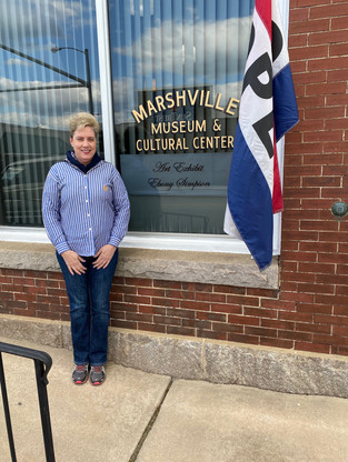 Marshville's Museum & Cultural Center has an outstanding collection of Marshville history.