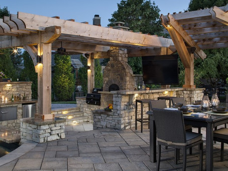 "When is ""NOW"" a Good Time To Plan Your Outdoor Living Space"