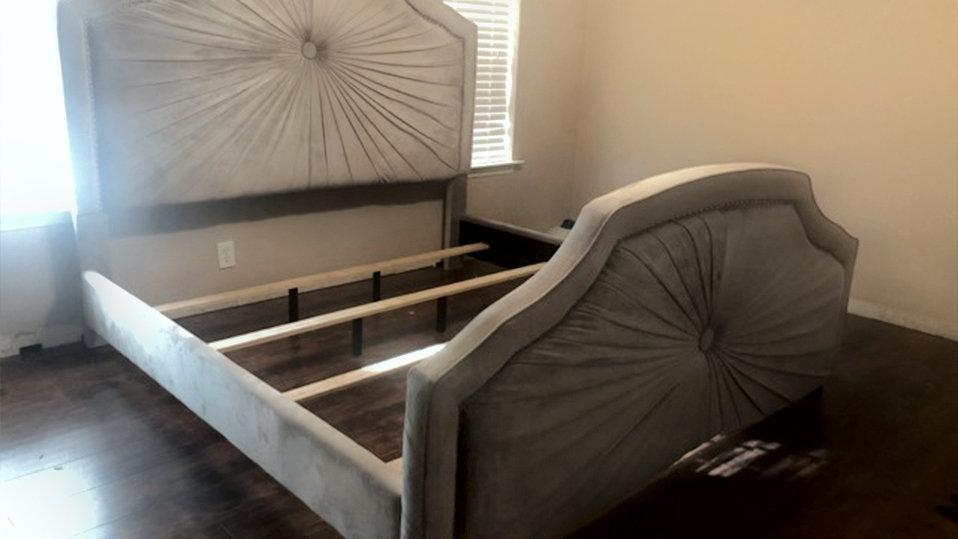 Bossa Nova Upholstered Queen Bed