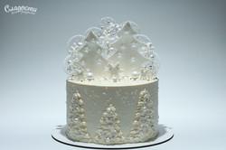 Новогодний торт Киев