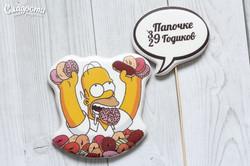 Пищевая печать на пряниках Киев