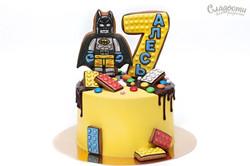 """Торт """"Лего Бэтмен"""""""