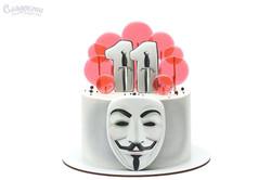 Торт с Анонимус Киев