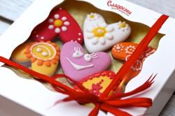 Набор валентинок для ребенка