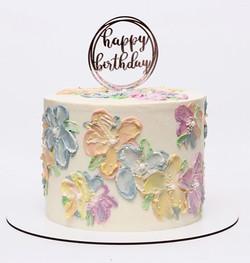 "Торт ""Happy Birthday"""