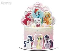Торт для девочки Киев