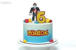 Торт Роблокс ROBLOX Киев