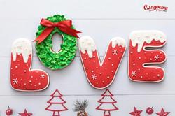 """Новогодний набор """"Love"""""""