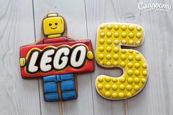 """Пряники """"Лего человечек"""""""