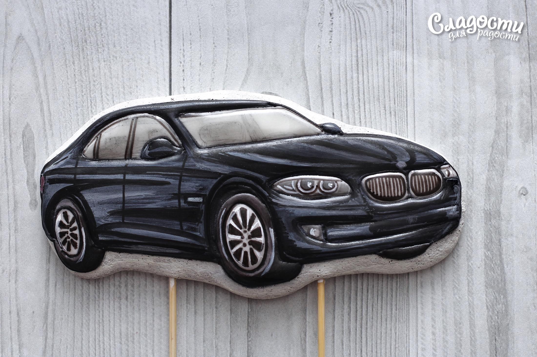 """Имбирный пряник """"BMW"""""""