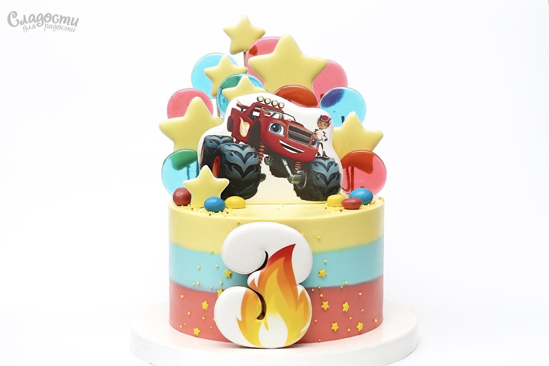 Детский торт Киев.