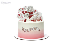 Торт для девушки Киев