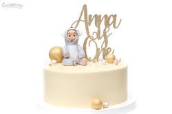 "Торт ""Anna is One"""