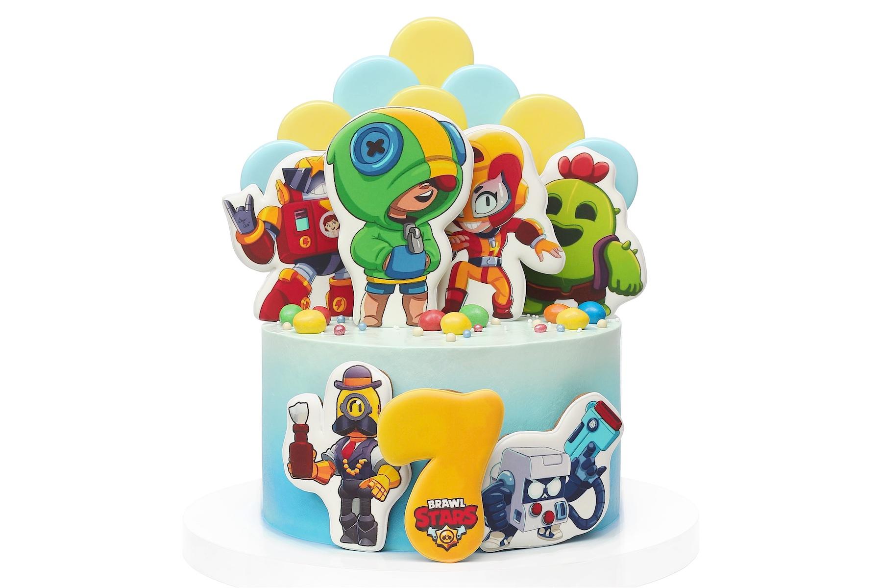 Детский торт на заказ Киев