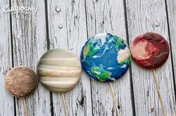 Пряничные планеты