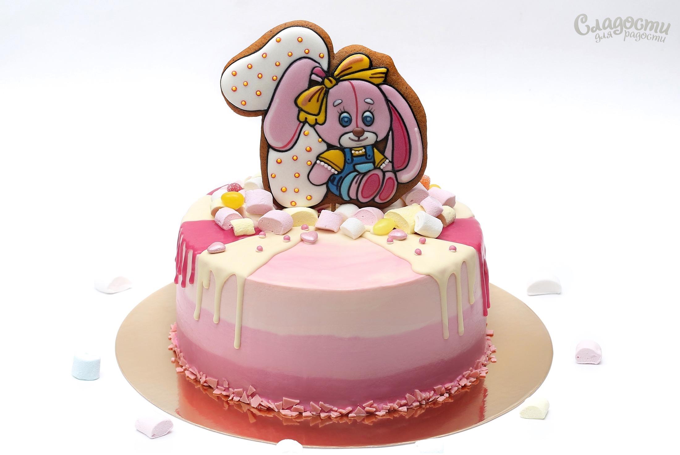"Торт ""Зайчонок"""
