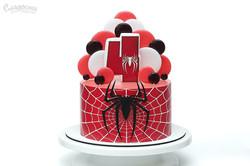 Торт Человек паук Киев