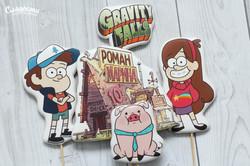Пряники Gravity Falls Киев