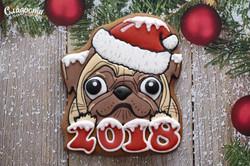 Символ Нового 2018 года.