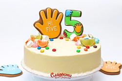 """Торт """"Hi Five"""""""