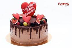 """Торт """"С любовью"""""""