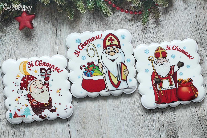 Пряники на день Святого Николая Киев
