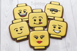 Пряники Лего