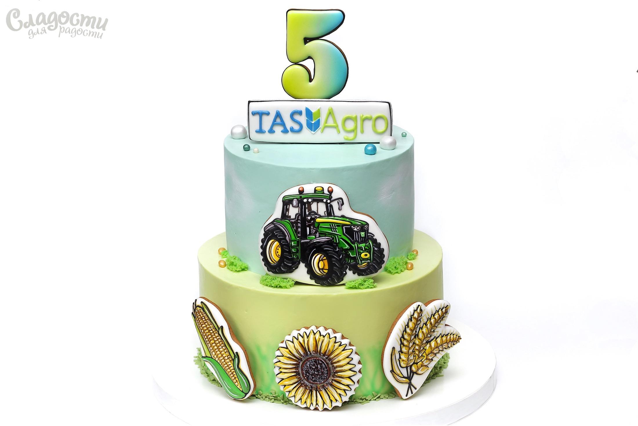 "Торт ""TAS Agro"""