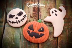 Пряники на Хеллоуин