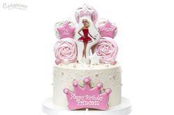 Торт для девочки Киев.