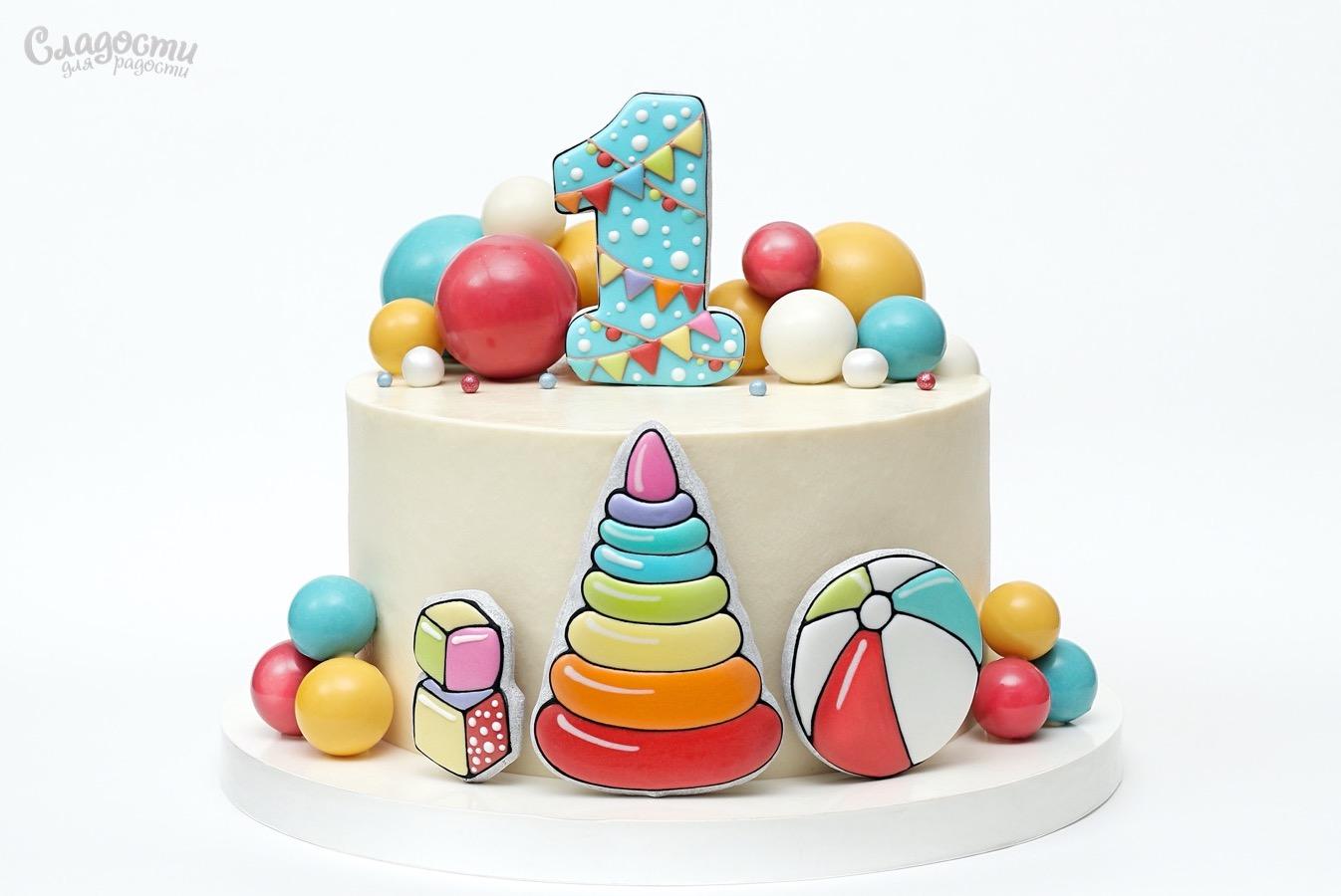 Торт детский Киев.