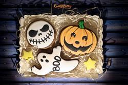 Набор пряников на Хеллоуин