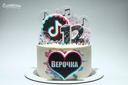 Торт Tik Tok Киев