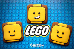 Lego пряники