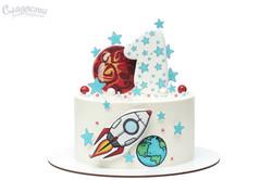 Торт космос Киев