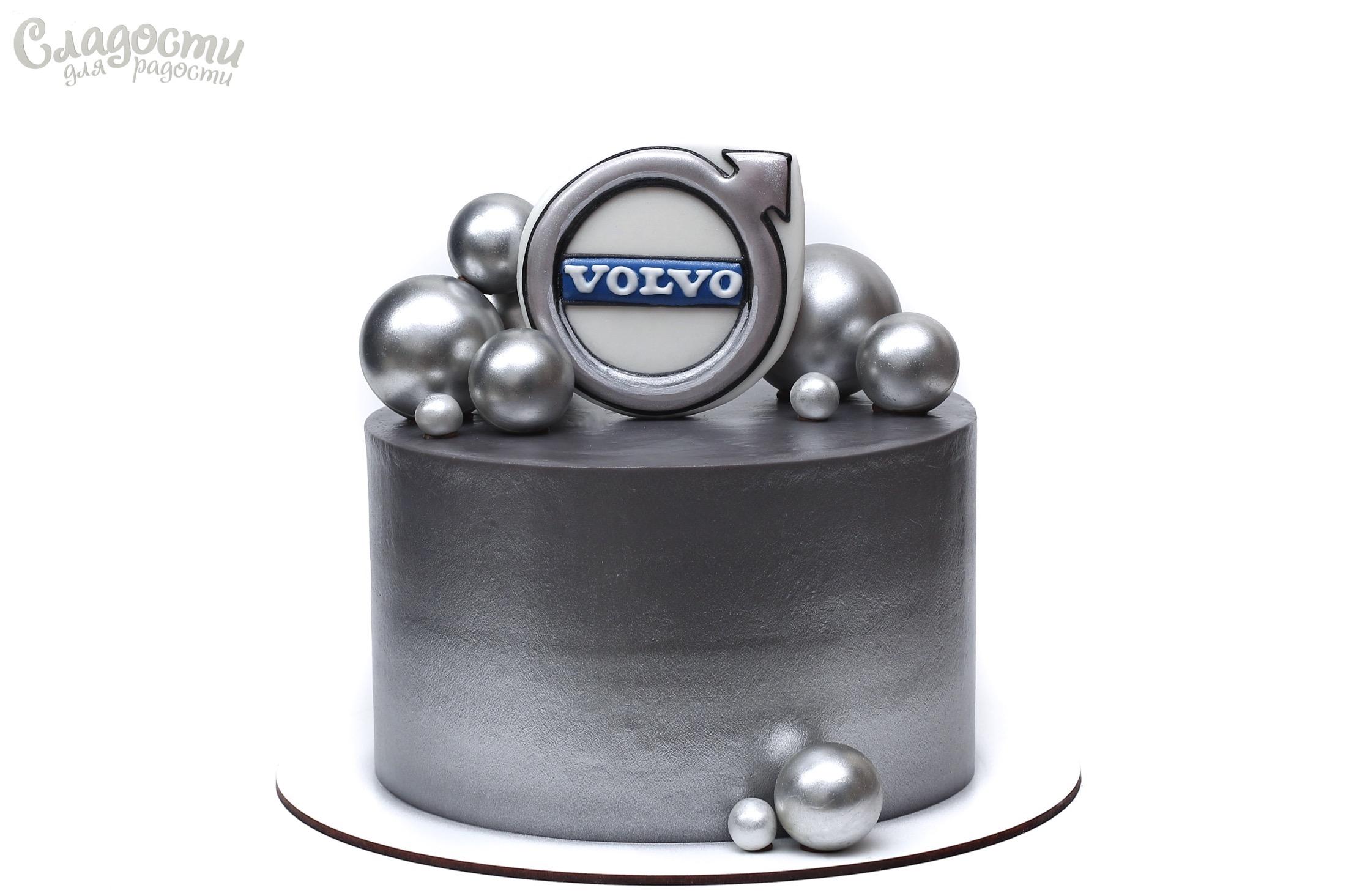 """Торт """"VOLVO"""""""