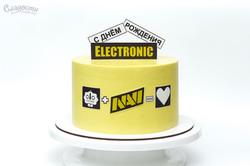 Торт для геймера NAVI Киев